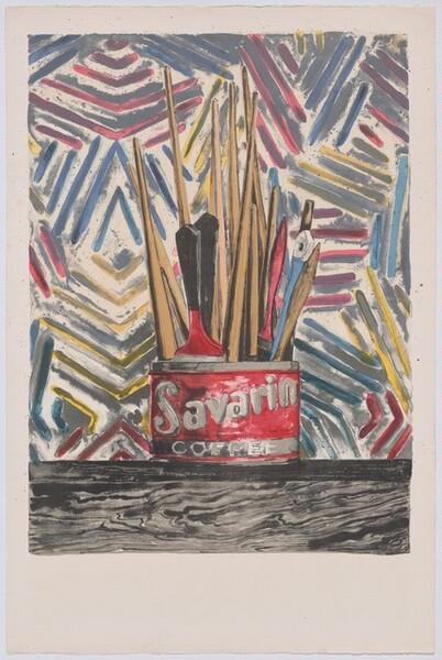 Savarin and Savarin E.M. [verso]