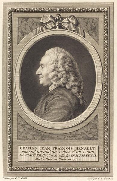 Charles Jean Francois Henault