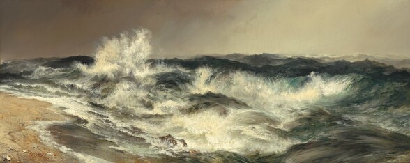 The Much Resounding Sea