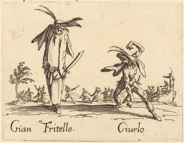 Gian Fritello and Ciurlo