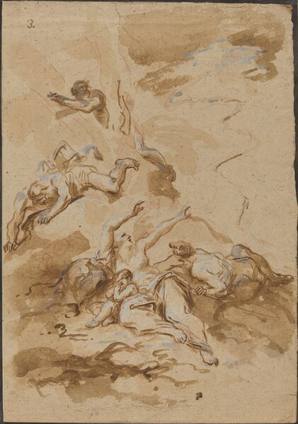 Figures in a Storm