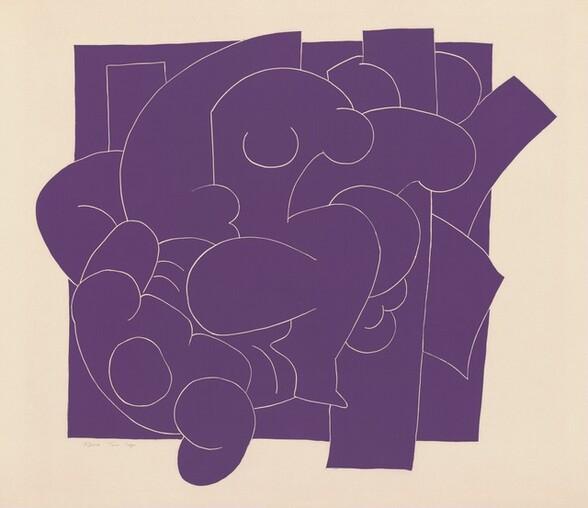 Purple - Concrete