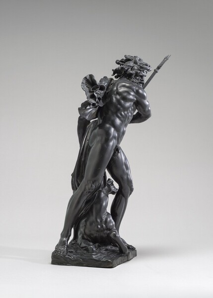 Neptune with a Hippocamp