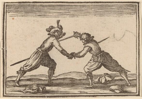 Duel with Swords