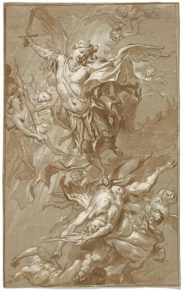 Saint Michael and the Rebel Angels