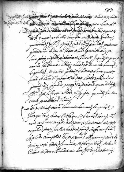 ASR, TNC, uff. 15, 1621, pt. 3, vol. 89, fol. 597r