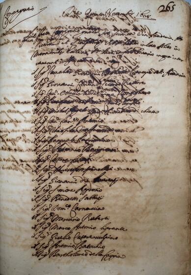 ASR, TNC, uff. 15, 1628, pt. 4, vol. 118, fol. 265r
