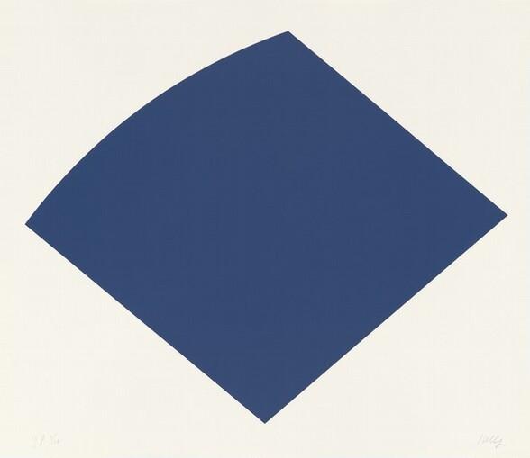 Dark Blue Curve
