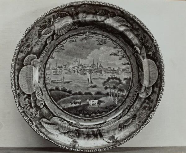 Plate - Albany, NY