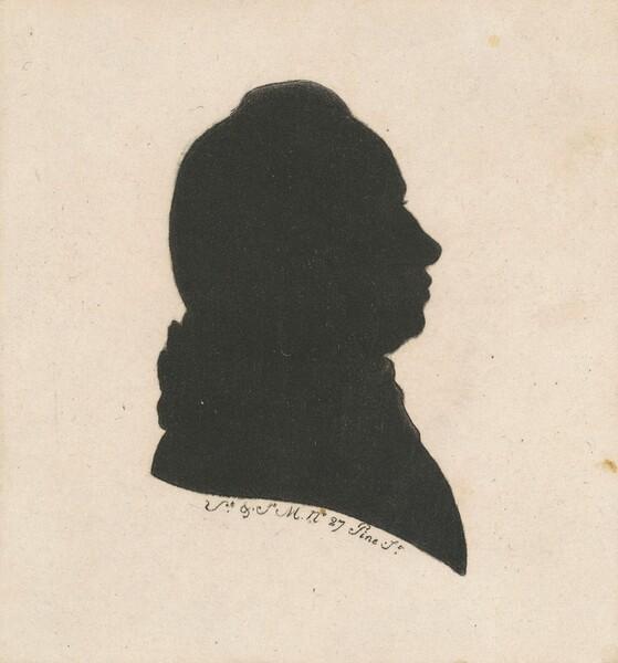 Unidentified Male Silhouette