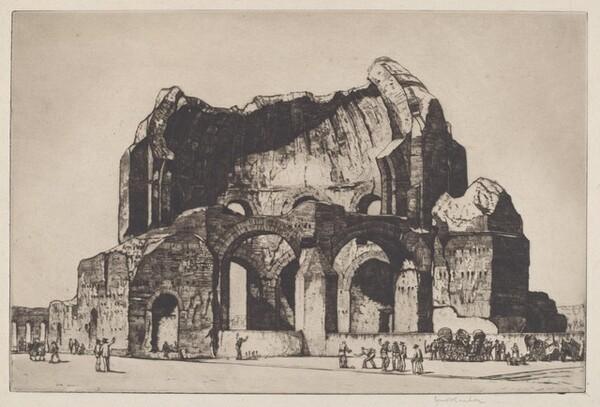 Temple of Minerva Medica, Rome