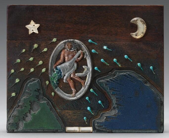 Betye Saar, Twilight Awakening, 19781978