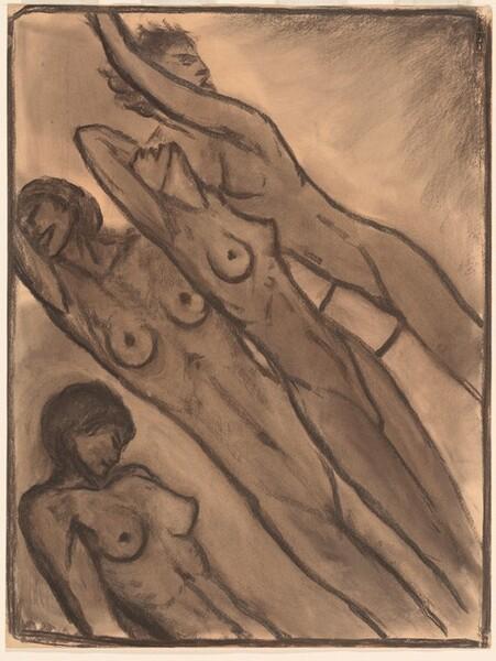 Four Nudes