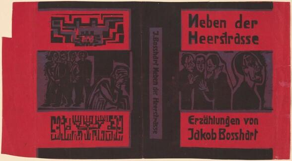 Jakob Bosshart: Neben der Heerstrasse (Jakob Bosshart: Near Main Street)