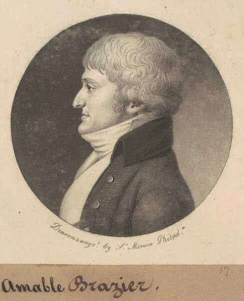Claude Amable Brasier