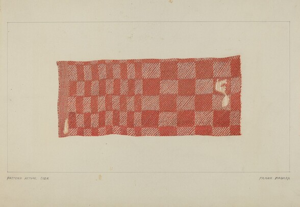 Wool Tablecloth