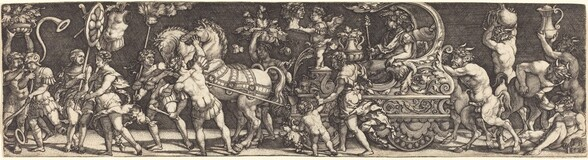 The Triumph of Bacchus