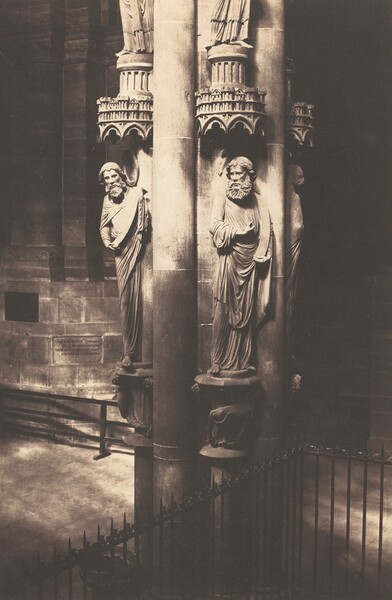 Pillar of Angels, Strasbourg Cathedral