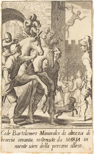 Bartolomeo, Farrier