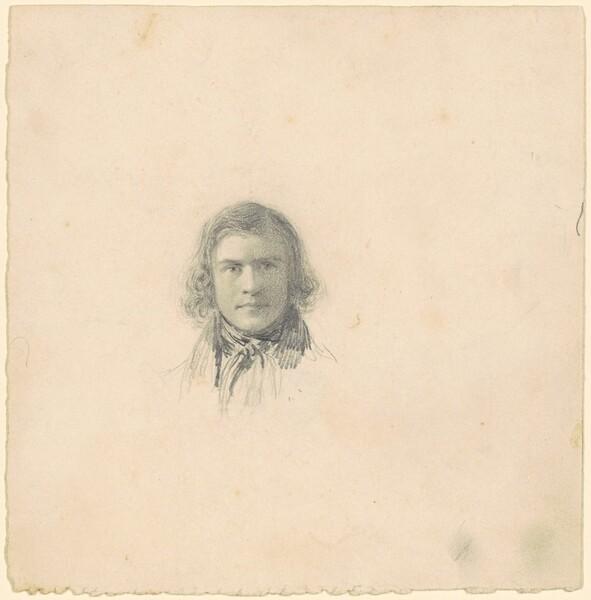 Self-Portrait [recto]