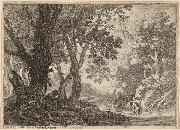 Salmacis and Hermaphroditus
