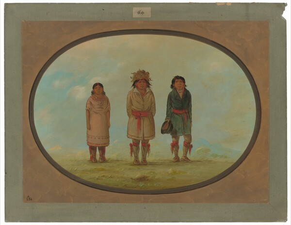 Three Creek Indians