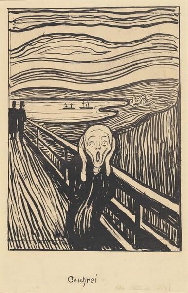 Geschrei (The Scream)