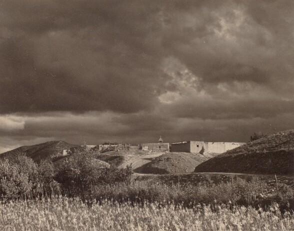 Near Ranchos de Taos, New Mexico