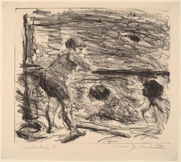 Badeanstalt (The Bath House)