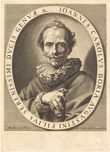 Jean Charles Doria