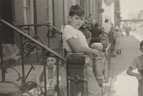Street Scene, New York City