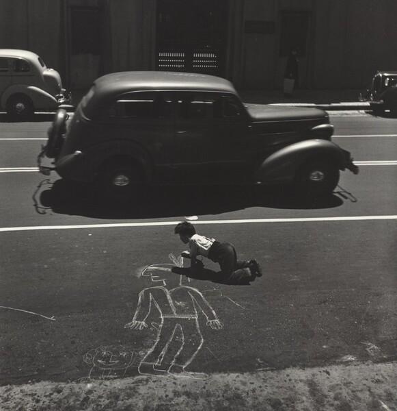 The Artist Lives Dangerously, San Francisco
