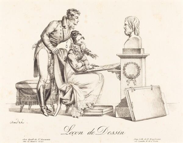 Leçon de Dessin (Drawing Lesson)