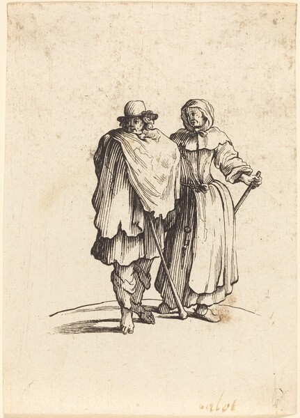 Beggar Couple