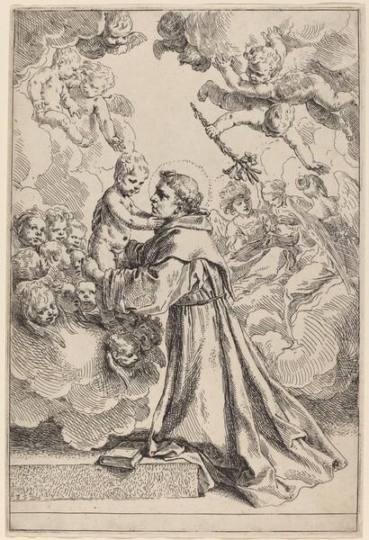 The Large Saint Anthony of Padua