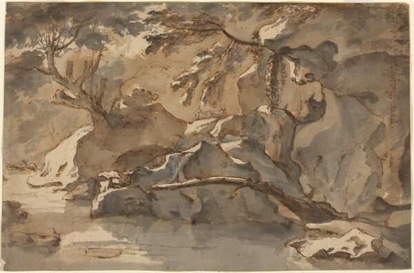 Landscape (after Paul Bril)