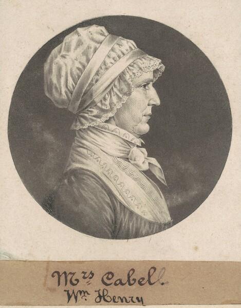 Hannah Carrington Cabell