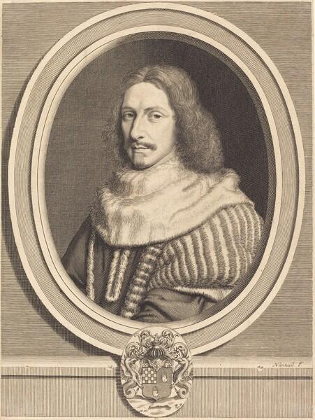 Nicholas Potier de Novion