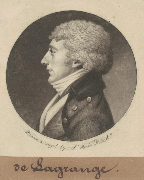 Joseph E. G. M. de la Grange
