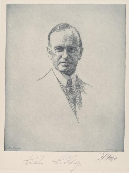 President Coolidge