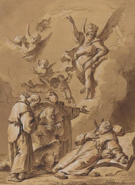 Death of a Holy Friar