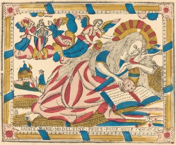 Saint Mary Magdalene Pray for Us