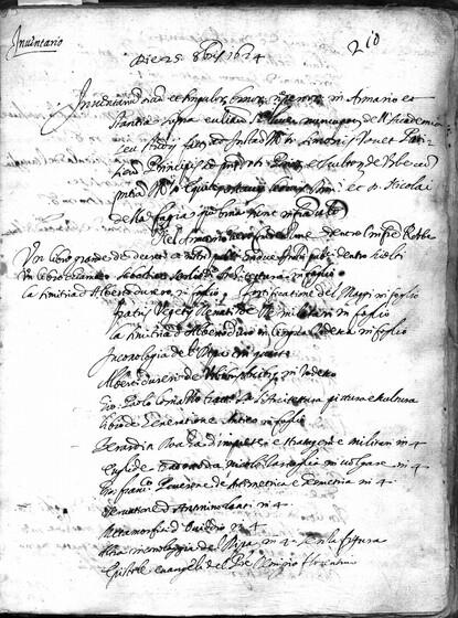ASR, TNC, uff. 15, 1624, pt. 4, vol. 102, fol. 210r