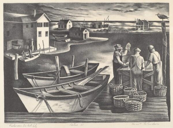Fishermen: Sea Isle City
