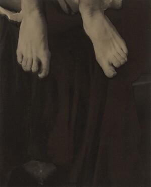 image: Georgia O'Keeffe—Feet