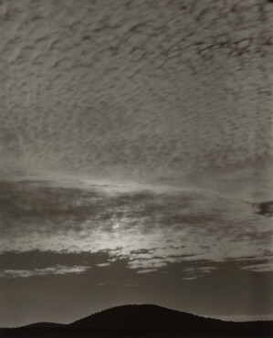 image: Music—A Sequence of Ten Cloud Photographs, No. X