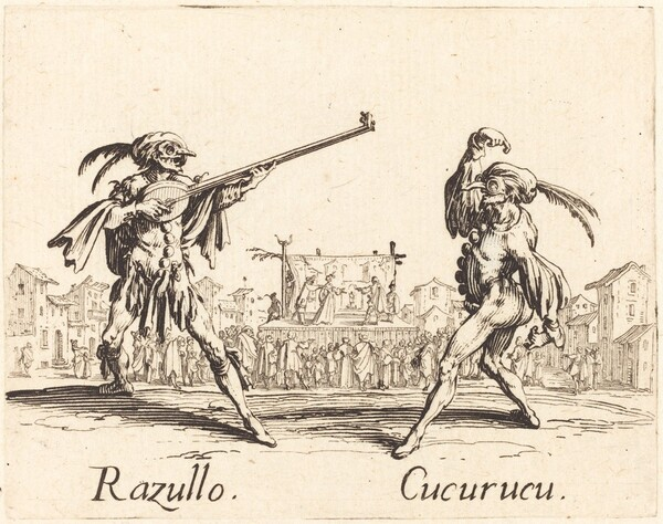 Razullo and Cucurucu