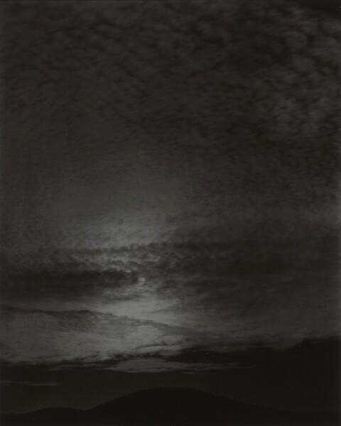 Music—A Sequence of Ten Cloud Photographs, No. IX