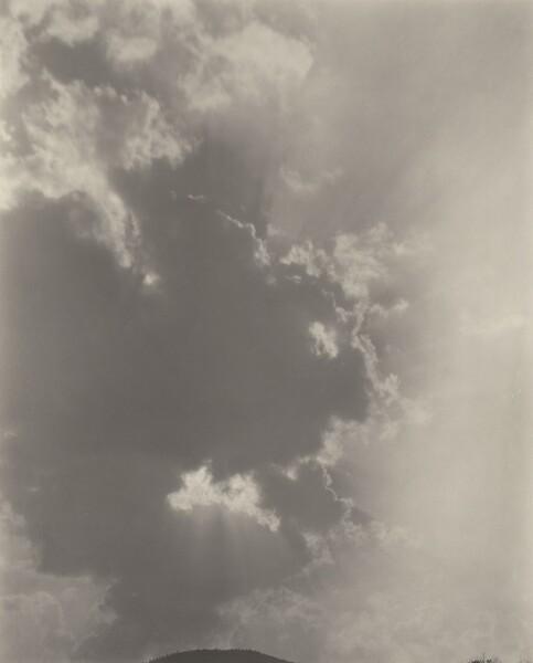 Music—A Sequence of Ten Cloud Photographs, No. VII