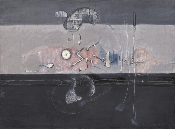 Mark Rothko, Untitled, 19451945